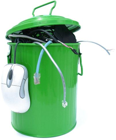 Managing E-Waste: Battery and Computer Recycling