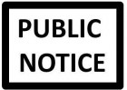 Public Notice - Rate Increase In Commercial Disposal Fees Announced